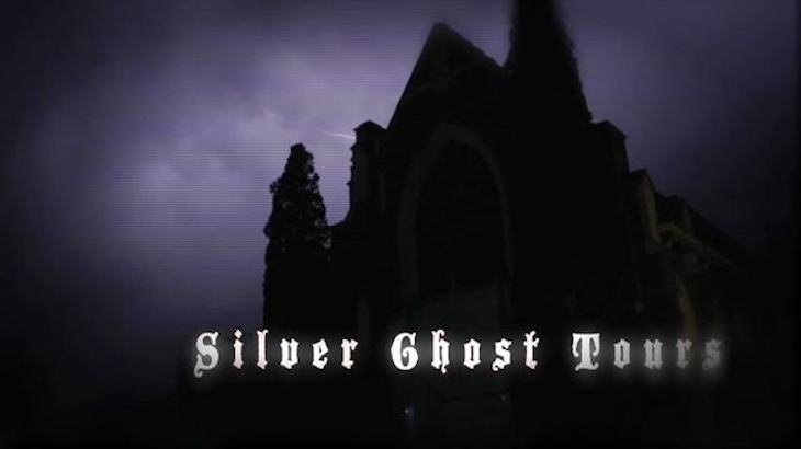 Guided Ghost Tour for Two from Silverghost Tours