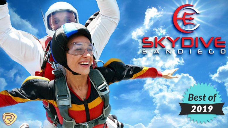 Skydive San Diego   20% off a tandem jump!   san diego sky ...