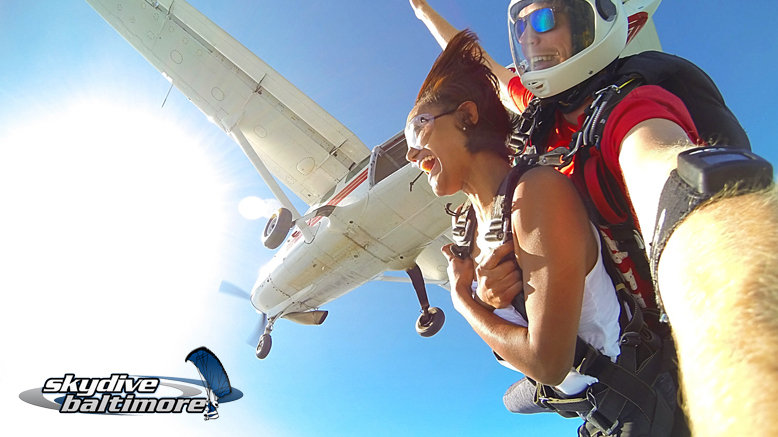 Skydive Baltimore MD 48% Discount Deals | Rush49