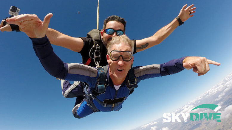 Tandem Skydive for 1 from 14,000ft
