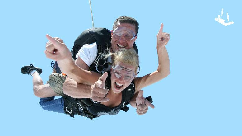 Tandem Skydive for 1