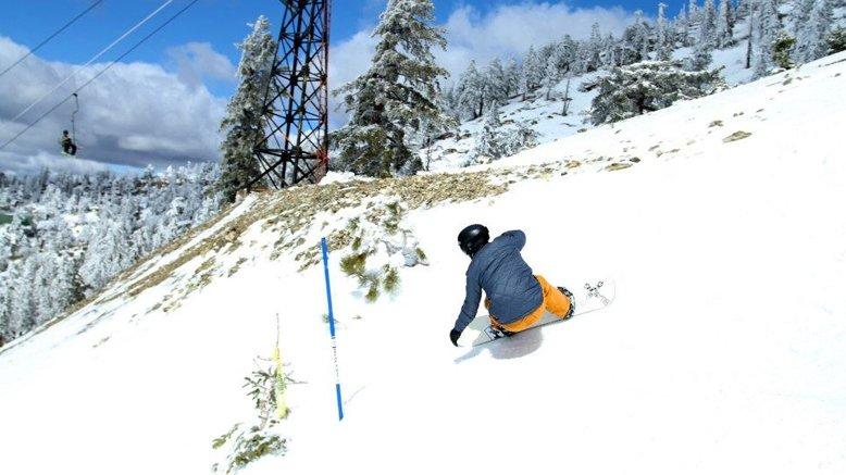 1 Adult Ski Lift Ticket
