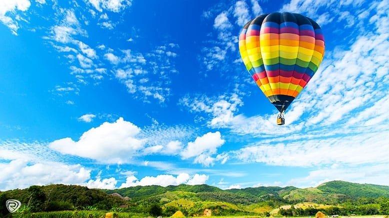 Hot Air Balloon Ride for 1
