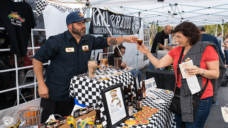1 General Admission to Sorrento Valley Beer Festival