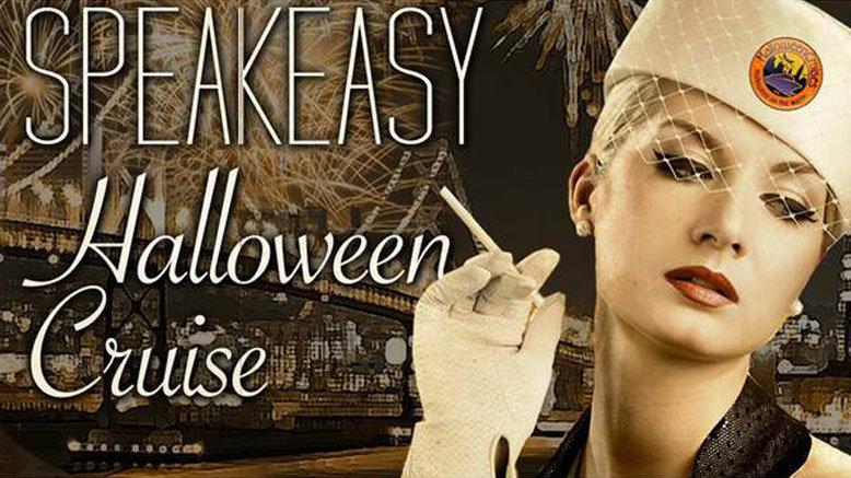 1 GA to Speakeasy Halloween Cruise