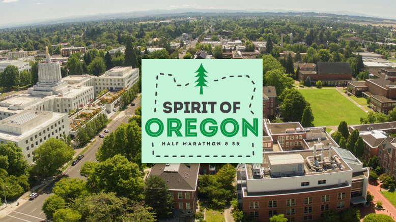 Spirit of Oregon Half Marathon Entry