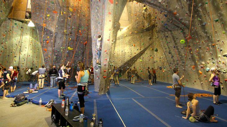 ONE Basic skills climbing course