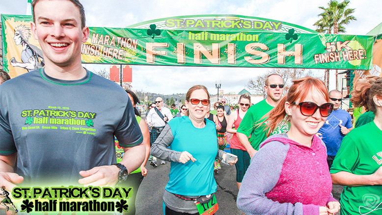 1 Entry to St. Patrick's 5K
