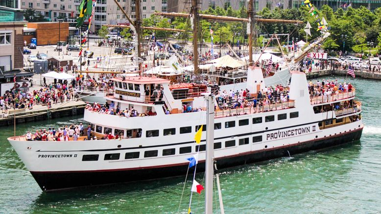 8/04/16 - 1 Ticket to the Summer Party Booze Cruise