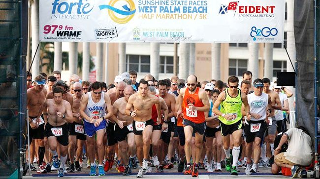 One entry to Sunshine State Races 5K