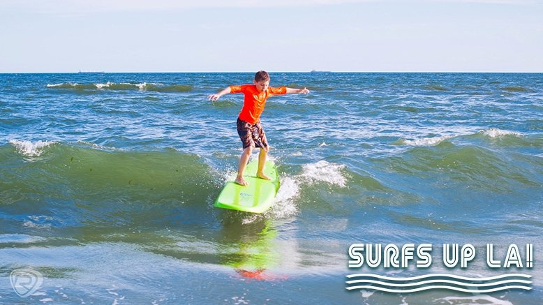 1-Hour Private Surf Lesson for 1 With Equipment
