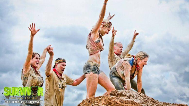 1 Entry to Survivor Mud Run
