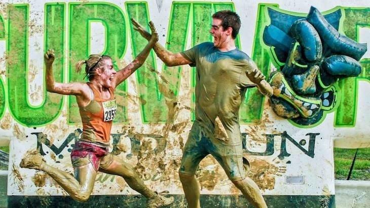 1 Entry to Survivor Mud Run 5K