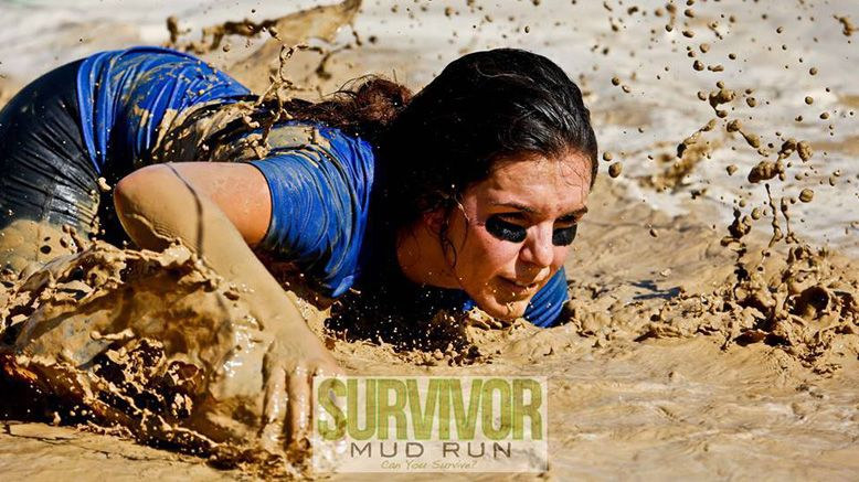 Entry for One to Survivor Mud Run 5K