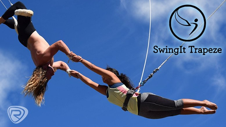 1 Trapeze Session for 2 People