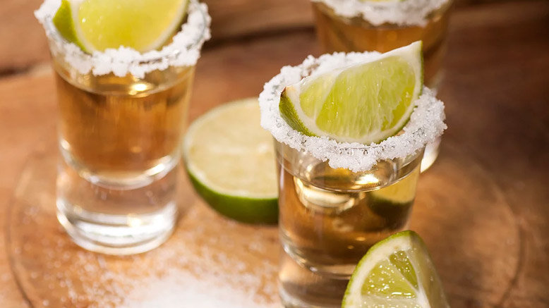 Tequila Tasting for 2