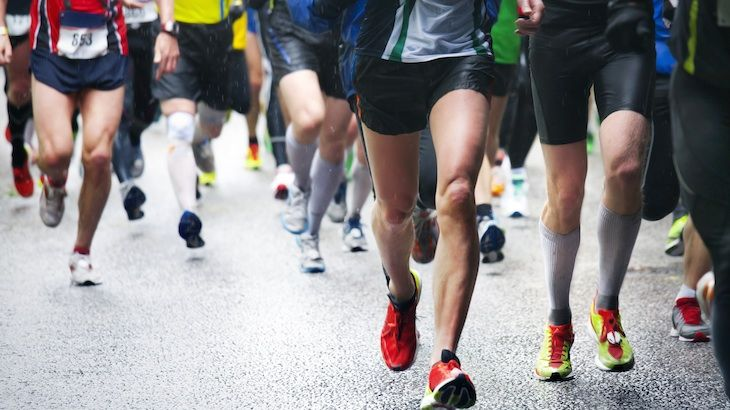 One 5k entry to Forever Young Run