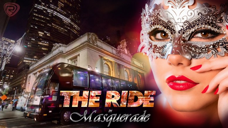 1 Ticket for THE RIDE Masquerade