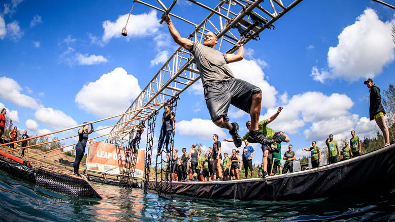 Registration for 1 to Tough Mudder Classic