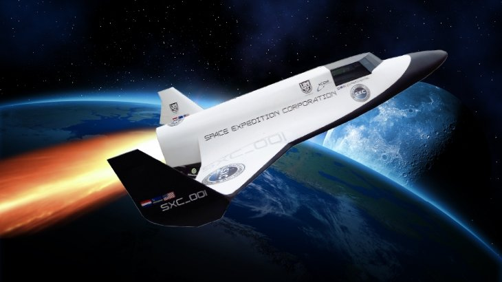 45-50 Minute Suborbital Space Trip on the Lynx Mark I Spaceplane