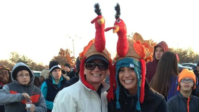 Entry into the Turkey Trot 5k