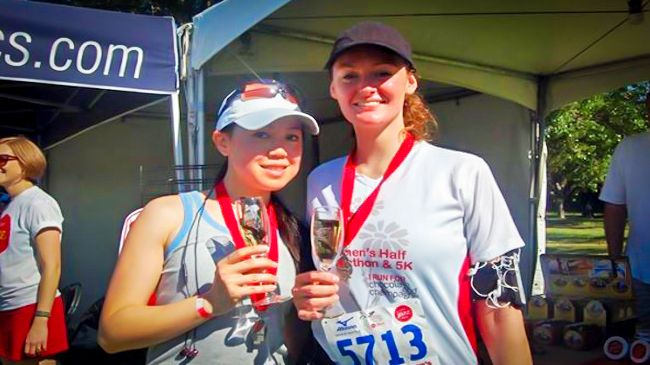 See Jane Run Half Marathon Entry