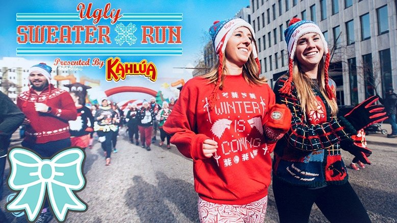 1 Ugly Sweater Run 5K Entry Package