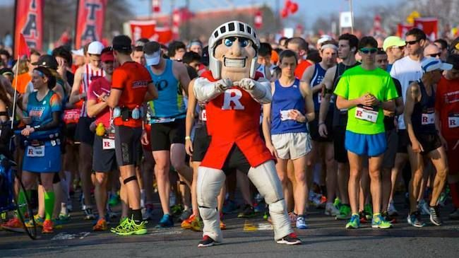 Image result for rutgers unite half marathon images active