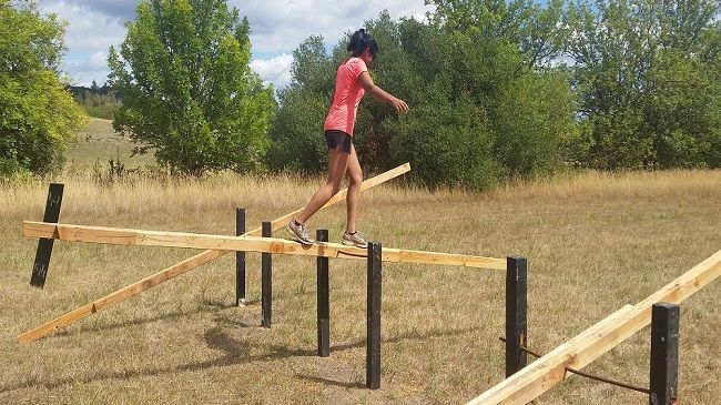 Entry to The Freeze 25+ Obstacle Run!