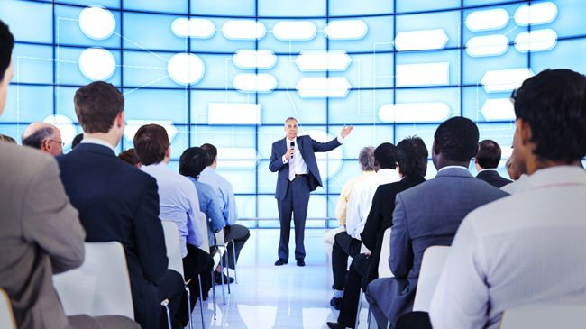 One Premier Entry to Get Motivated Business Semina