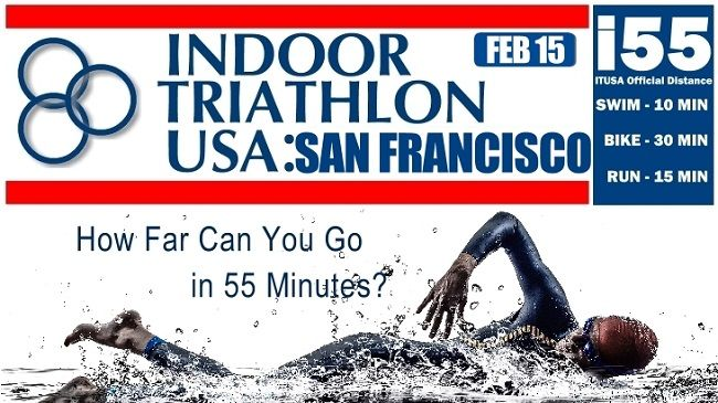 Entry to Indoor Triathlon USA