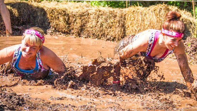LoziLu Women's Mud Run Entry