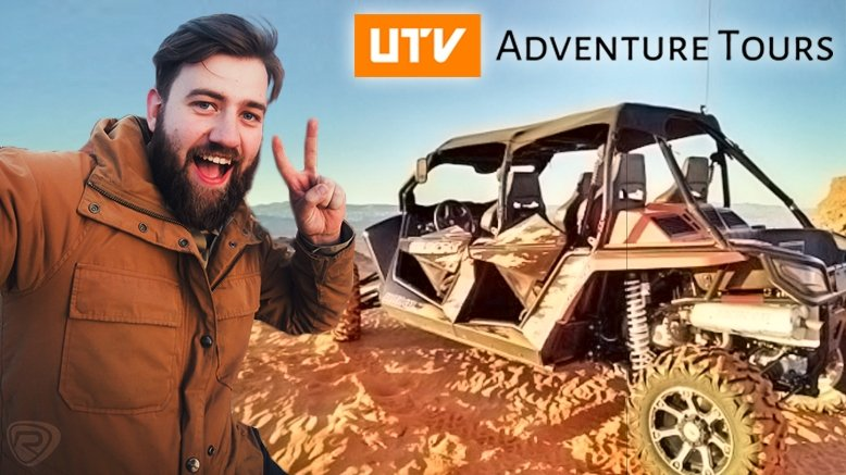 2-Hour Self-Driven UTV Adventure Tour For Up to 4 People