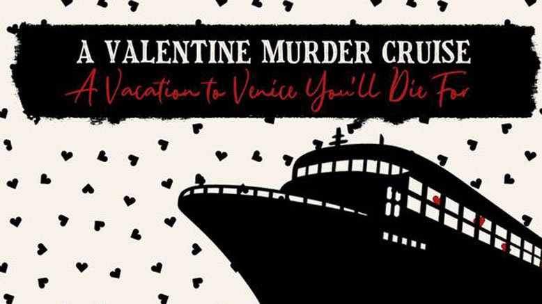 Murder Mystery Party Game for 6-20 Participants