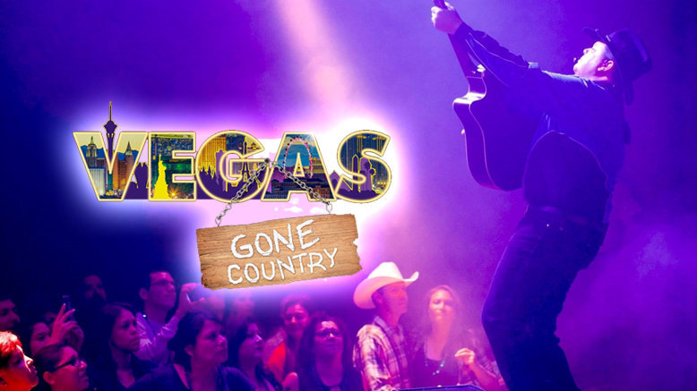 1 GA Ticket to Vegas Gone Country