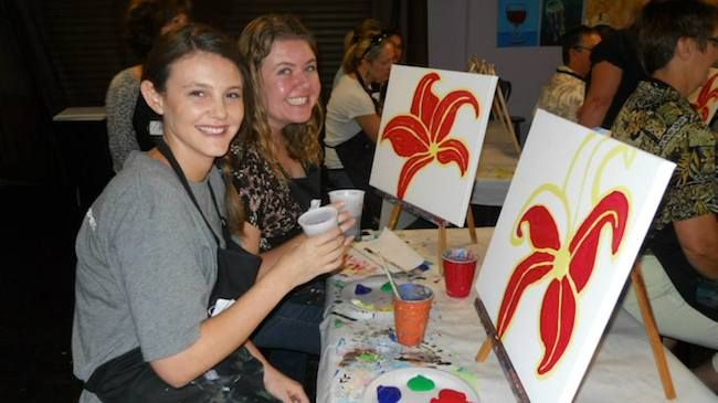 Paint n vineyard san diego ca 43 discount deals rush49 for Rush49 paint nite