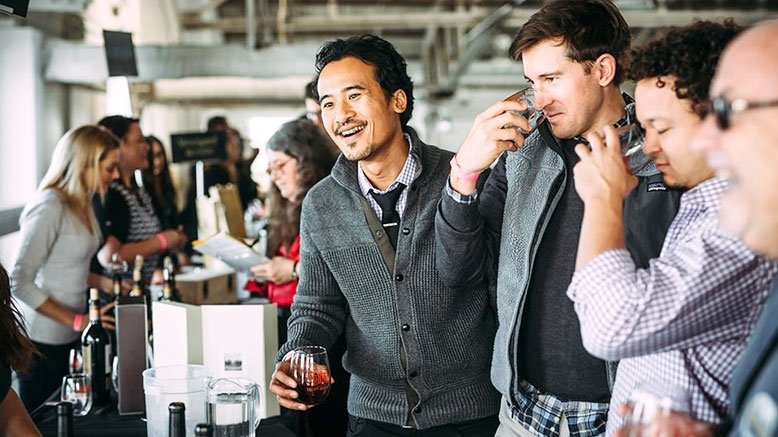 Saturday Reserve Room Admission to SF Vintners Market: Access to Reserve Room 4-8pm