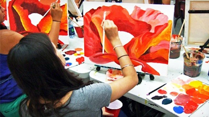 BYOB Painting Class for One