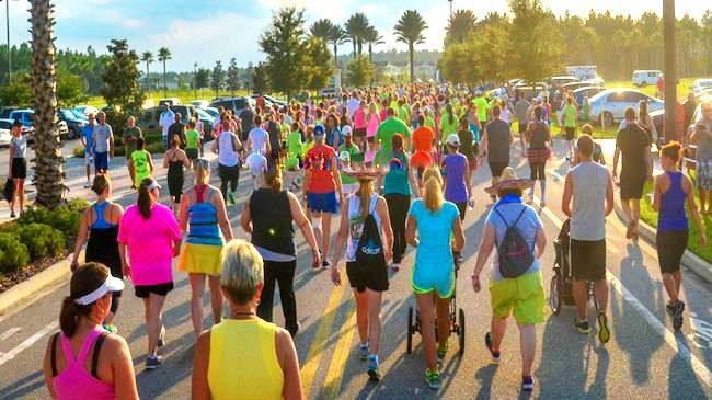 One Entry to Viva La Margarita 5K