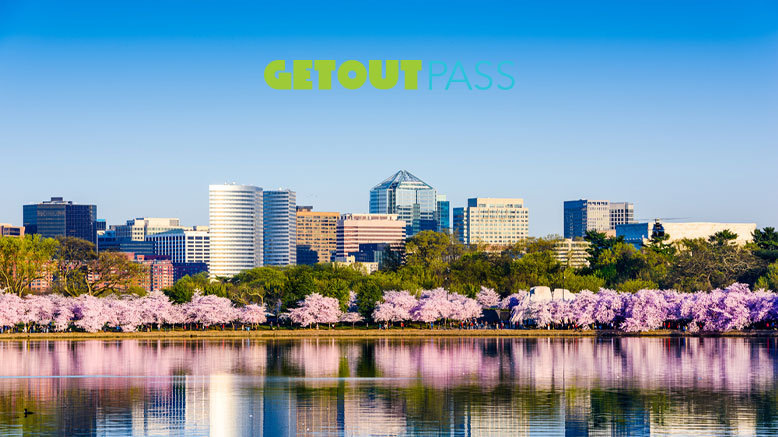 12-Month Washington DC GetOutPass