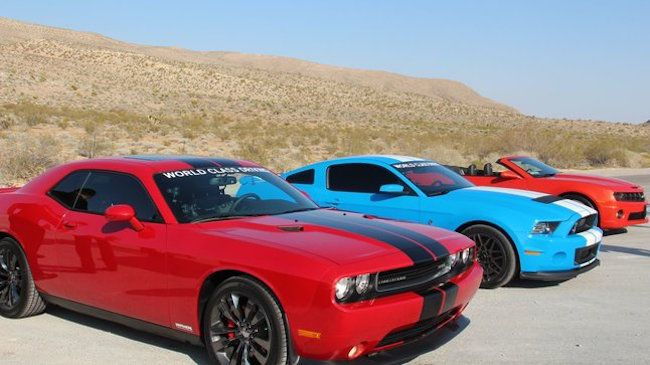 World Class Driving Muscle Cars Discount Tickets Rush49