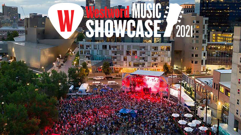 1 General Admission Ticket to Westword Music Showcase