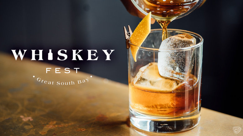 GA for 1 to Great South Bay Whiskey Fest