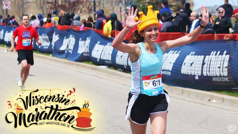 1 Entry to Wisconsin Marathon