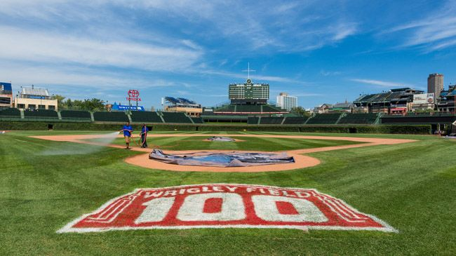 One All-Inclusive Ticket to Cubs vs Cardinals April 8th