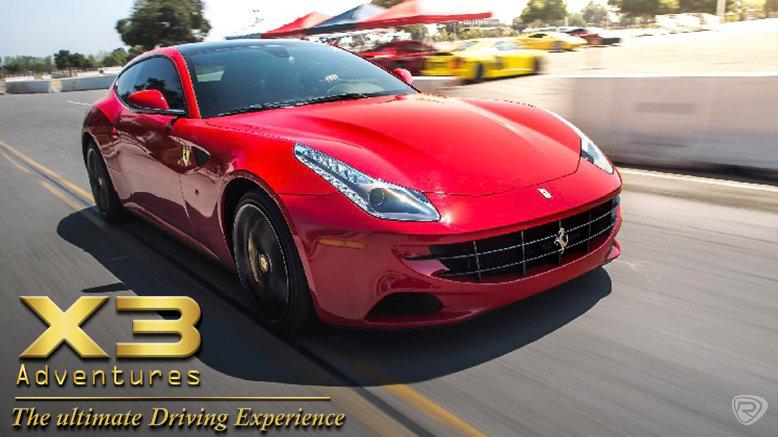 One X3 Adventures Exotic Car Tour