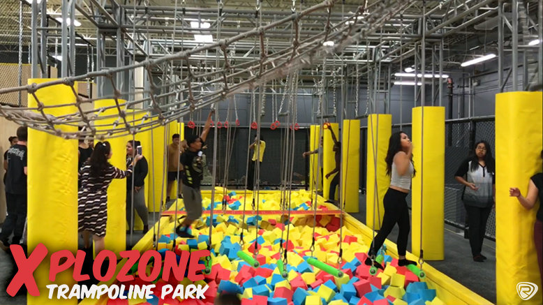 60-Minute Jump Pass for 2 (Valid Mon-Fri)