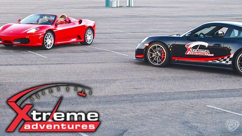 3-Lap Ferrari Driving Experience