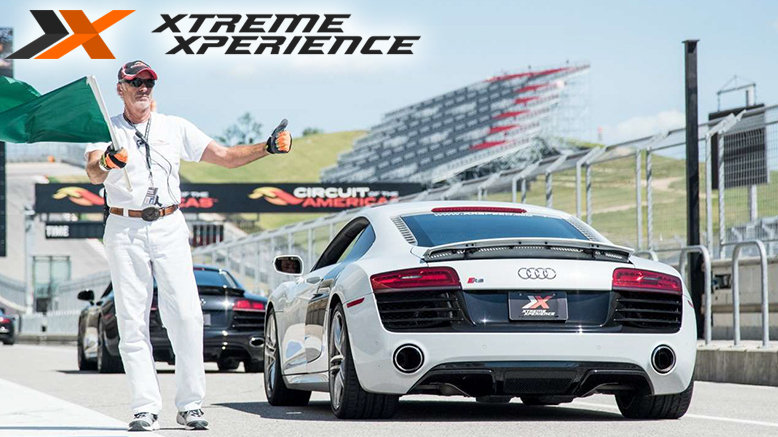 3-Lap Ride Along in a Porsche GT3, Audi R8 or Nissan GT