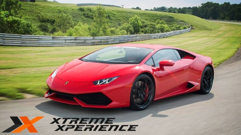 3-Lap Drive in a Lamborghini Gallardo LP560, Audi R8 V10, or Porsche GT3